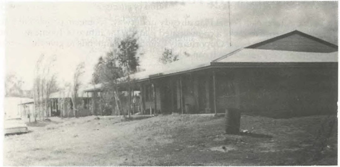 Aboriginal Development Commission House 1970