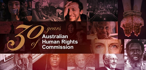 Human Rights Awards 2016 - 30 Years of the Australian Human Rights Commission