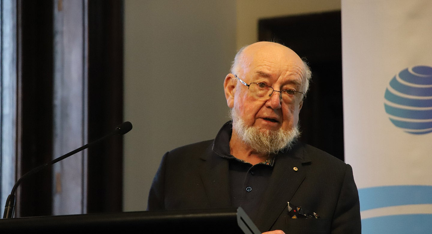 Thomas Keneally's lecture on Australia's race relations legacy