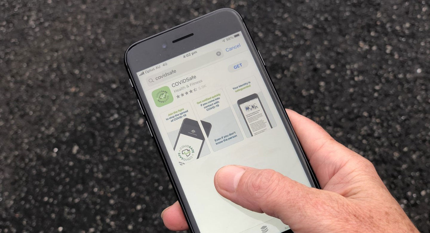 Commission welcomes COVIDSafe App