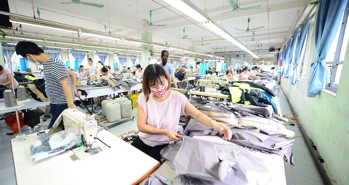 New guidance for Vietnam's apparel and footwear industry