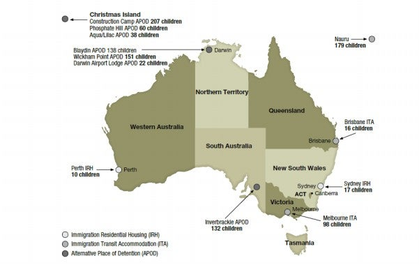 4 An overview of the children in detention   Australian Human Rights Commission