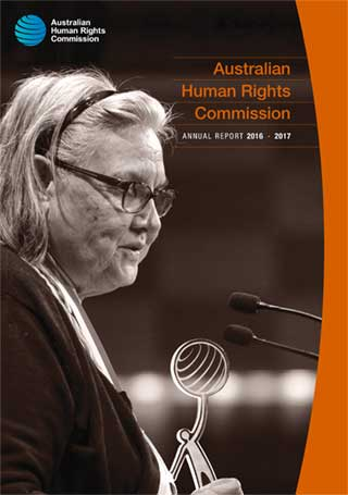Australian Human Rights Commission Annual Report 2016-2017