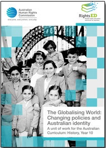 Cover - RightsEd: Globalising World