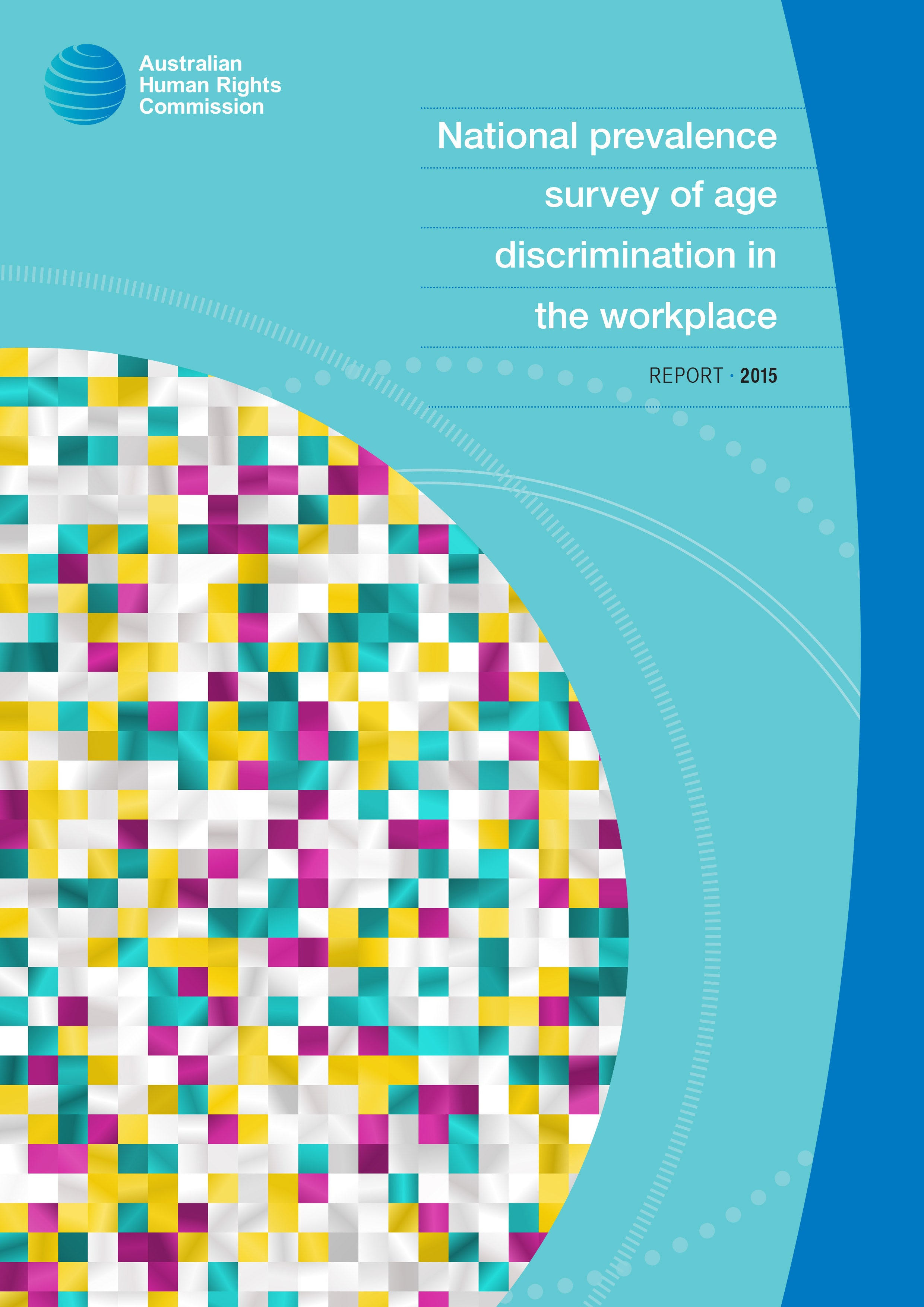Age Prevalence Report 2015 cover image