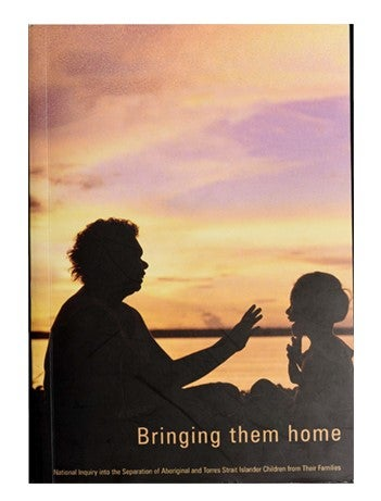 Bringing Them Home cover - photo by Heide Smith