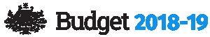 Budget Logo 2018-2019, Australian Government crest