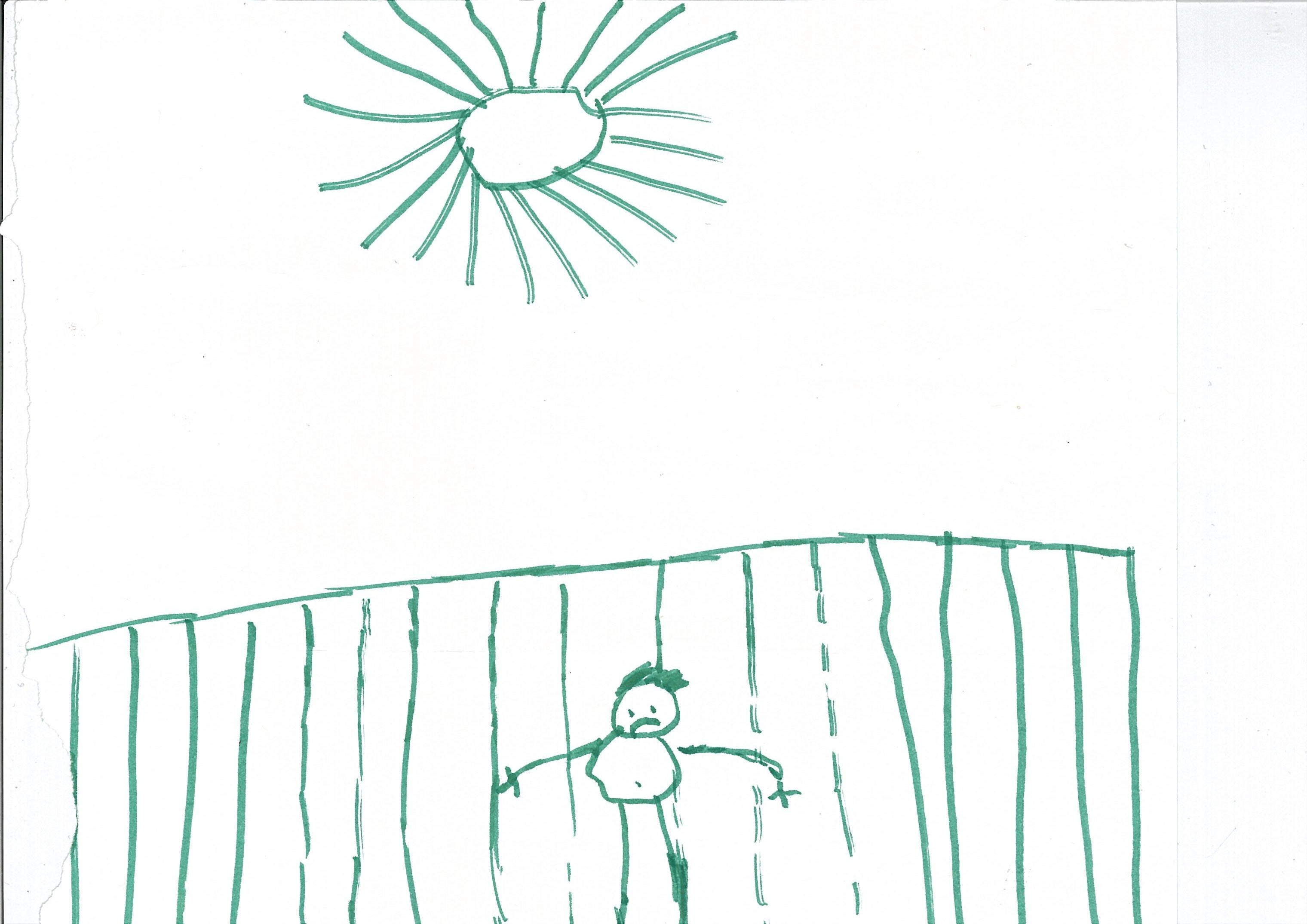 drawing of children drawings by children in immigration detention australian 3245