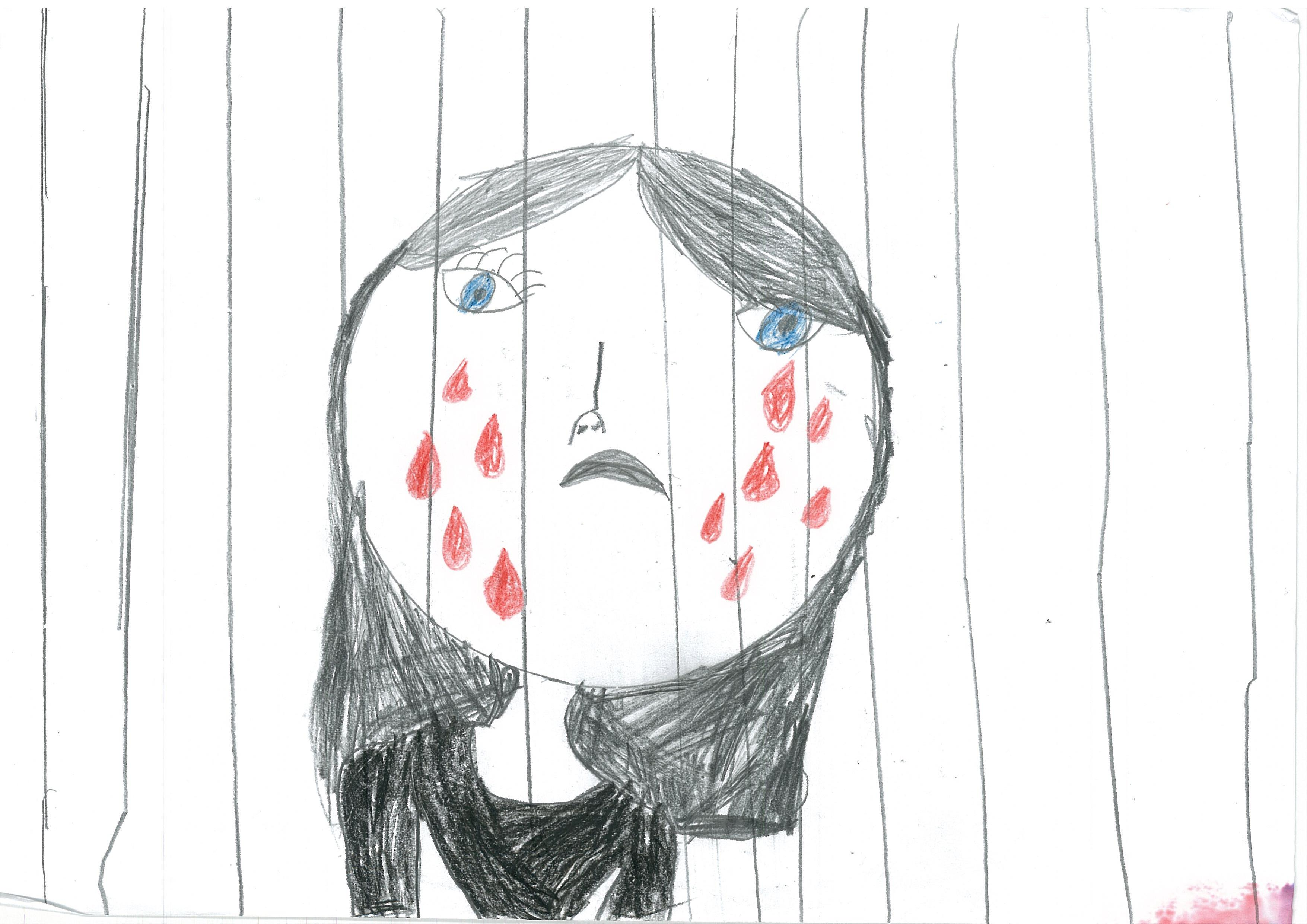 drawing of children drawings by children in immigration detention australian 3158