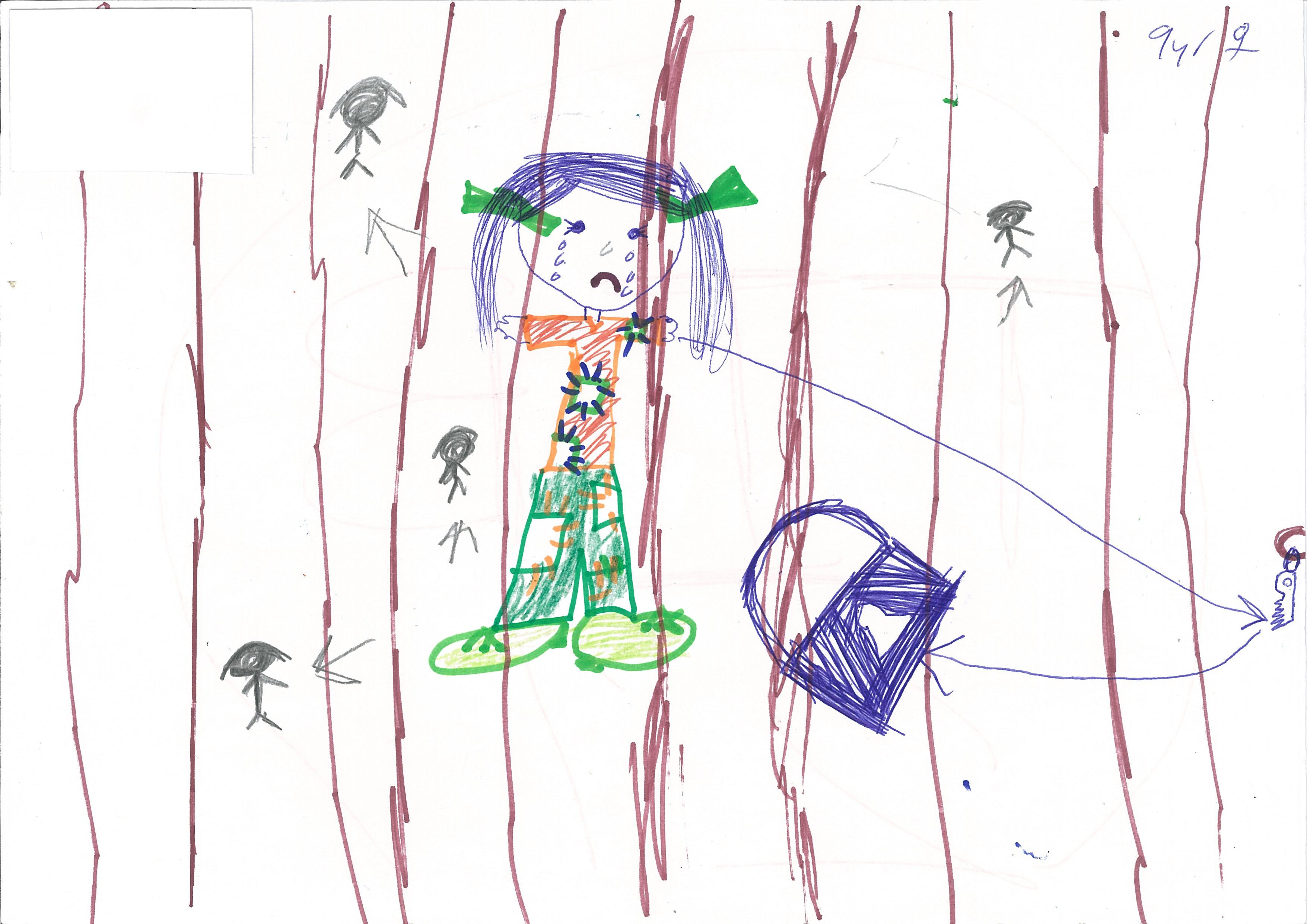 drawing of children drawings by children in immigration detention australian 6713
