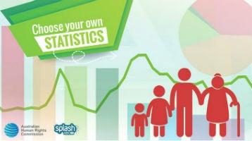 Choose Your Own Statistics website logo