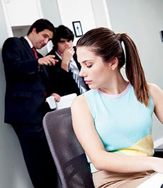 sexual harassment definition australia
