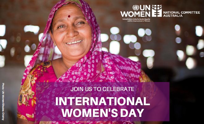 Join us to celebrate, International Women's Day