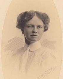 Photo of Australian activist Jessie Street