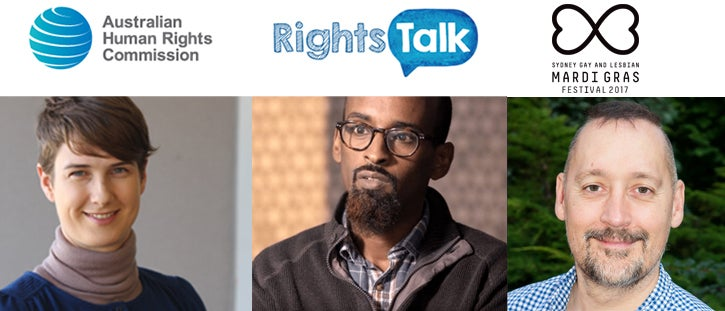 RightsTalk: Mardi Gras event