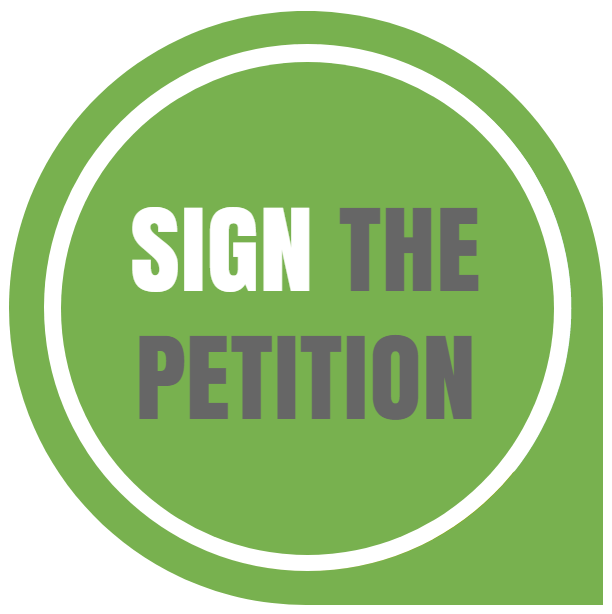 Sign the petition - button