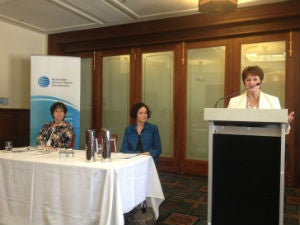 Susan Ryan speaking at older stakeholders event (23.10.13).jpg
