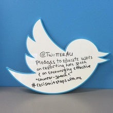 Twitter anti-racism pledge
