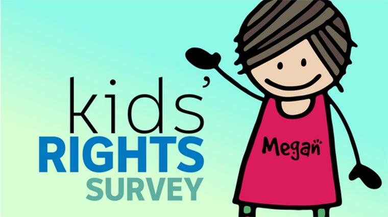 Megan Mitchell, BTN Kids Rights Survey