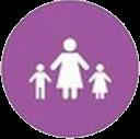 children's rights icon