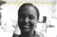 right to Freedom phototgraph