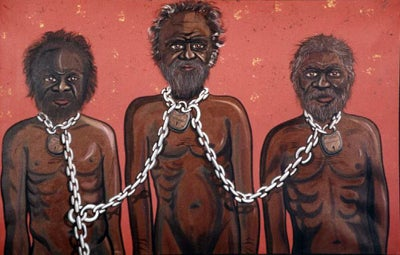 Colonisation by Lawry Love, 2001.
