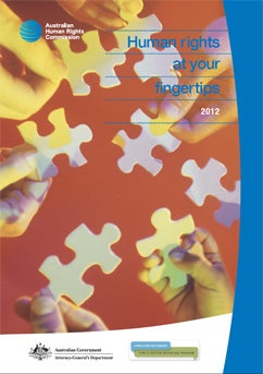 Cover Image - Human rights at your fingertips