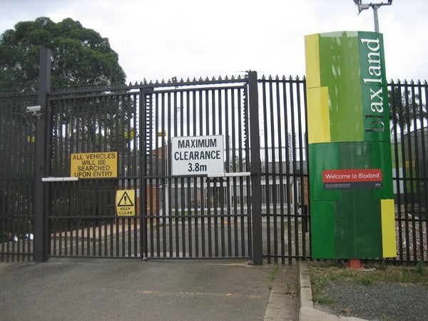 Blaxland compound, Villawood
