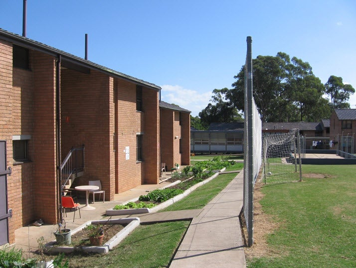 Accommodation building, Fowler compound, Villawood IDC