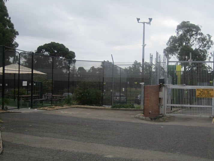 Blaxland compound, Villawood IDC