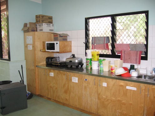 Kitchen, Berrimah House