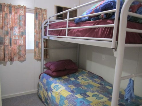 Bedroom, Leonora immigration detention facility