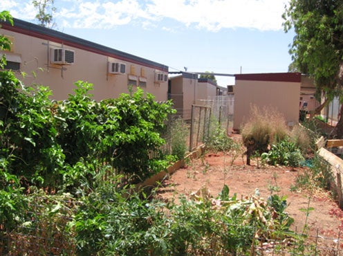 Garden, Leonora immigration detention facility