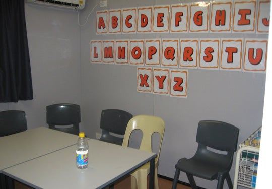 Description: Educational space, Curtin IDC, May 2011
