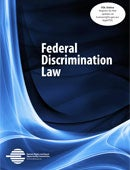Federal Discrimination Law publication by HREOC