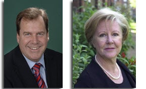 Federal Attorney-General, the Hon Robert McClelland MP and Professor Gillian Triggs