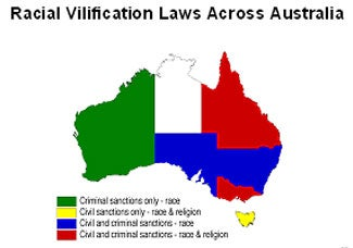 Racial Vilification Laws Across Australia