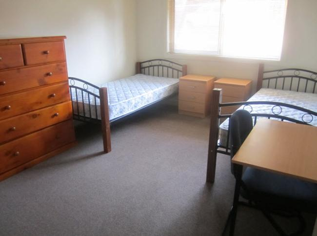 Description: Bedroom, Sydney IRH