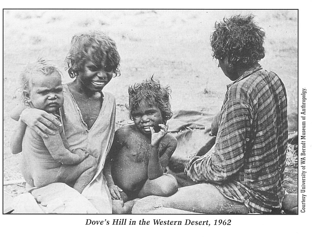 australian assimilation policies 1930 s Bringing them home - chapter 2 implicit in the assimilation policy was the idea current hasluck pointed out that australia's treatment of its.