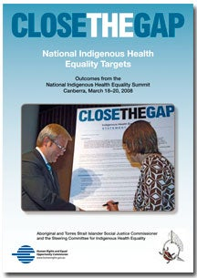 Close the Gap - health targets