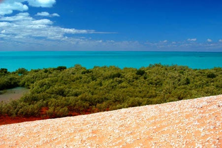 Photo - ocean near Broome, WA