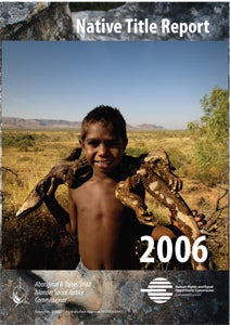 Native Title Report 2006 - cover