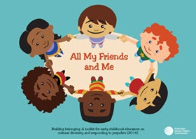 All My Friends and Me front cover