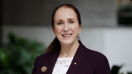 Rosalind Croucher, incoming President of the Australian Human Rights Commission