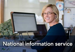 National information service