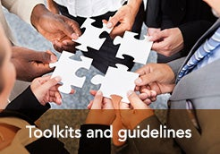 Toolkits and guidelines