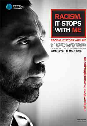 Adam Goodes - Racism. It Stops With Me