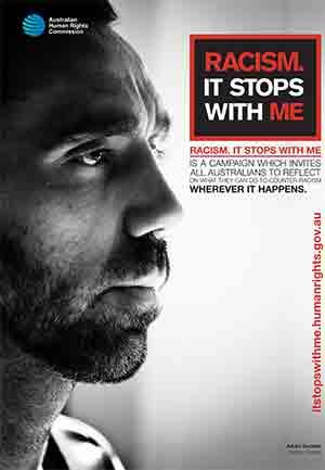 Adam Goodes - Racism. It Stops With Me