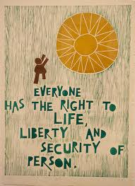 right to life poster