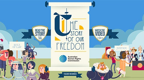 Magna Carta: The Story of Our Freedom - screenshot